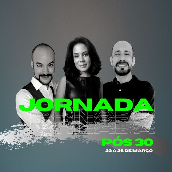 Imagem principal do produto Jornada Pós 30