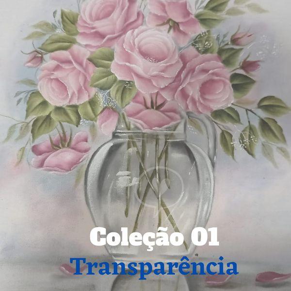 Imagem principal do produto Coleção 01  Transparência