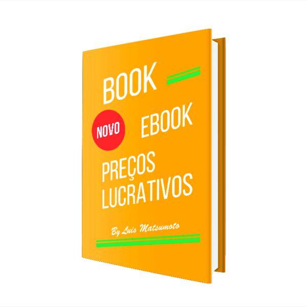 Imagem principal do produto Ebook Preços Lucrativos