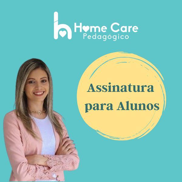 Imagem principal do produto Home Care Pedagógico - Assinatura para Alunos