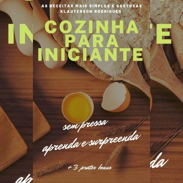 Imagem principal do produto Cozinha para Iniciante