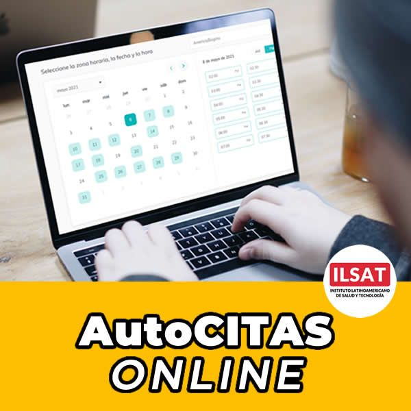 Imagem principal do produto AutoCitas Online