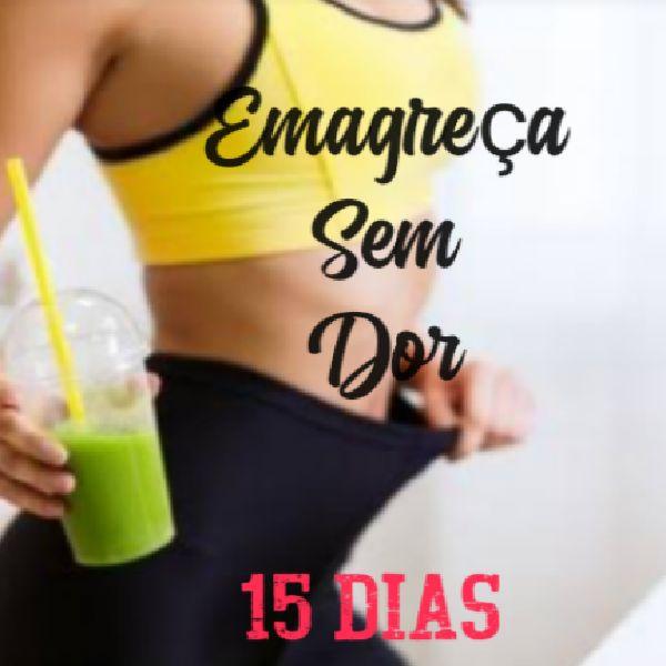 Imagem principal do produto EMAGREÇA SEM DOR