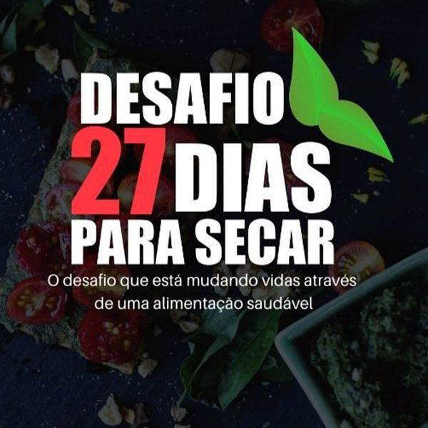 Imagem principal do produto Desafio 27 dias