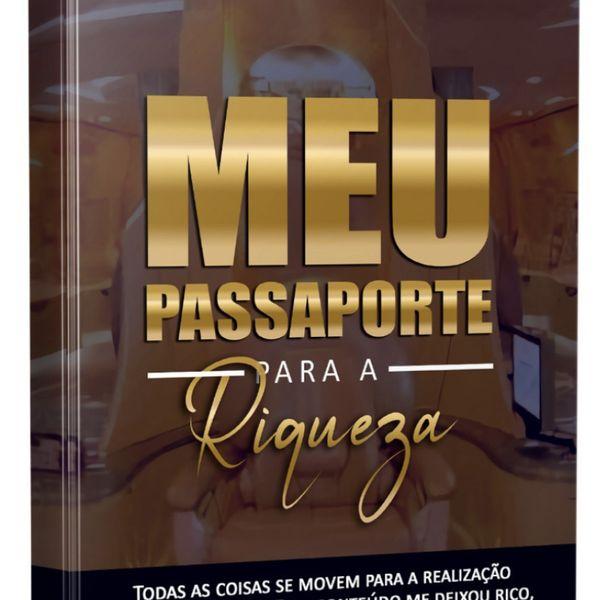 Imagem principal do produto Meu Passaporte Para a Riqueza (áudio livro)