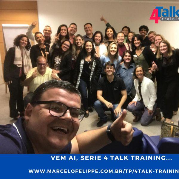 Imagem principal do produto 4 Talk Training - Conectando Pessoas, Encantando Platéias