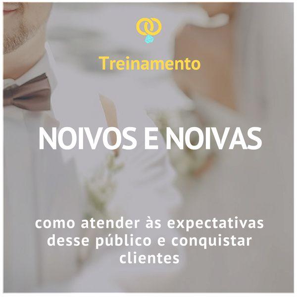 Imagem principal do produto Noivos e Noivas: como atender às expectativas desse público e conquistar clientes
