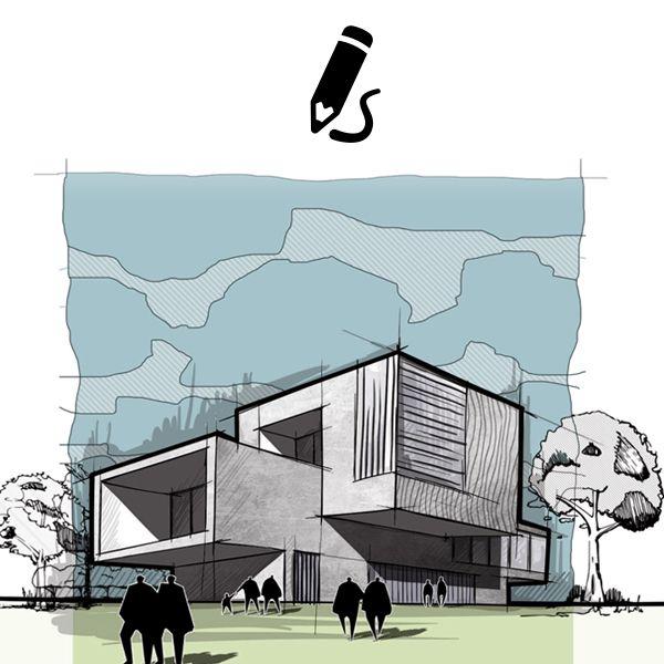 Imagem principal do produto Curso Bocetos y Croquis Decoración, Interiores y Arquitectura