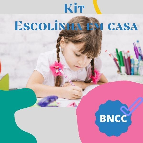 Imagem principal do produto Kit de Alfabetização