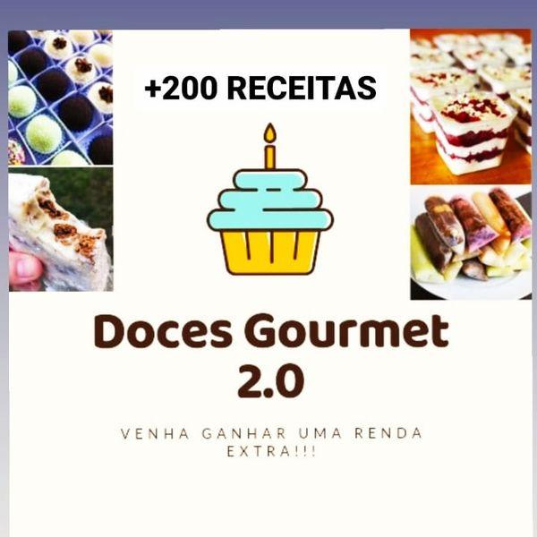 Imagem principal do produto Doces Gourmet 2.0