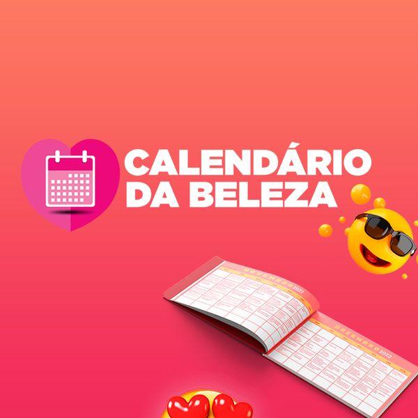 Imagem principal do produto Calendário da Beleza