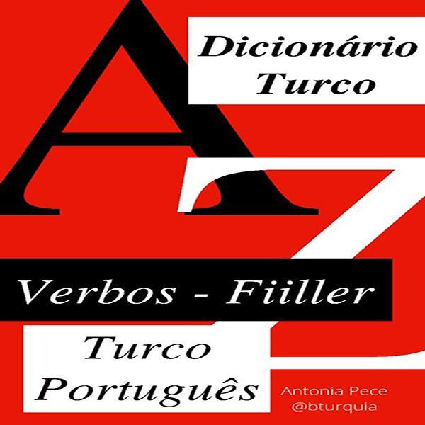 Imagem principal do produto Dicionário Turco - Verbos