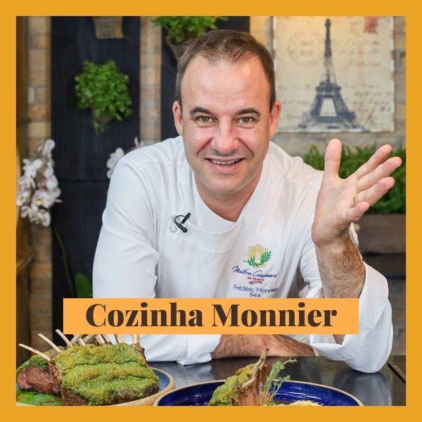 Imagem principal do produto Gastronomia francesa ao seu alcance!