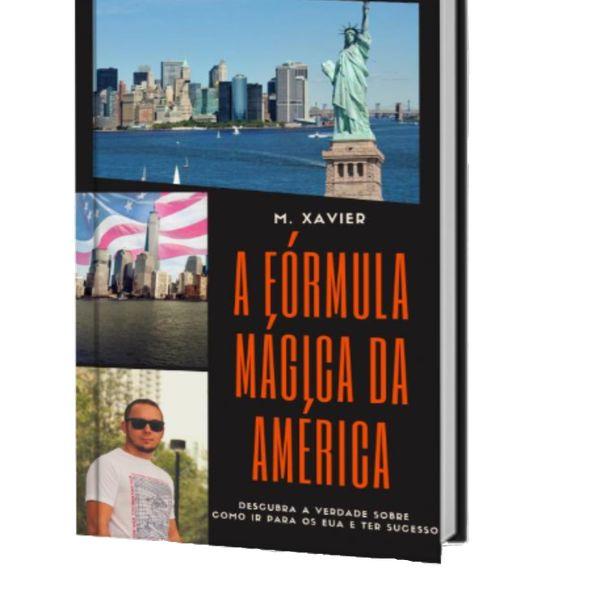 Imagem principal do produto A fórmula mágica da América