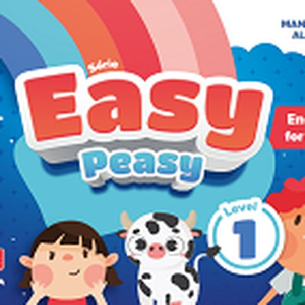 Imagem principal do produto Easy Peasy - English for Kids Level 1