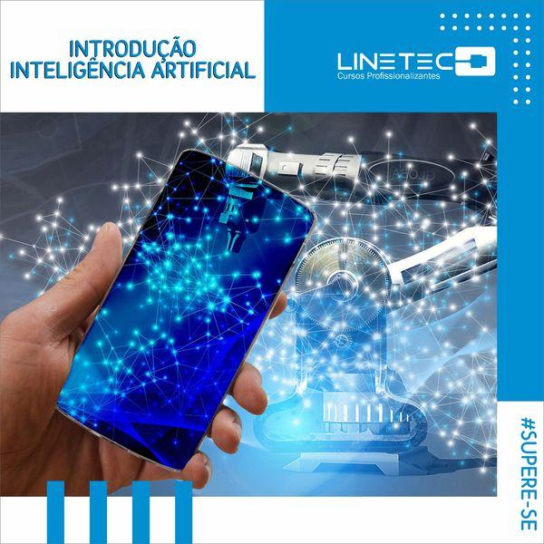 Imagem principal do produto Introdução à Inteligência Artificial