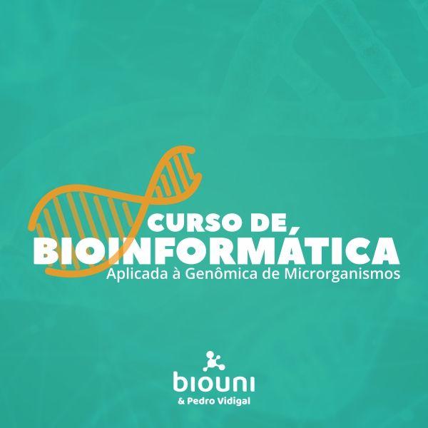 Imagem principal do produto Curso em Bioinformática Aplicada à Genômica de Microrganismos