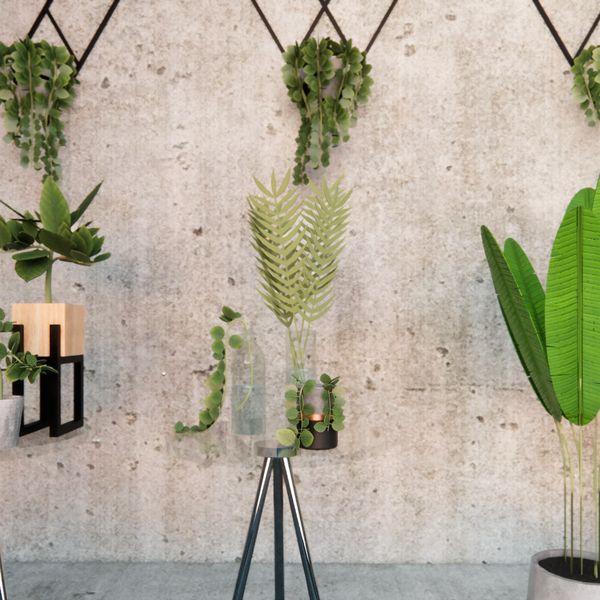 Imagem principal do produto arq.crvlh   Famílias para Revit   Vegetação