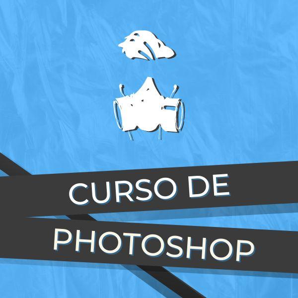 Imagem principal do produto Curso de Photoshop   Portal O Impressor
