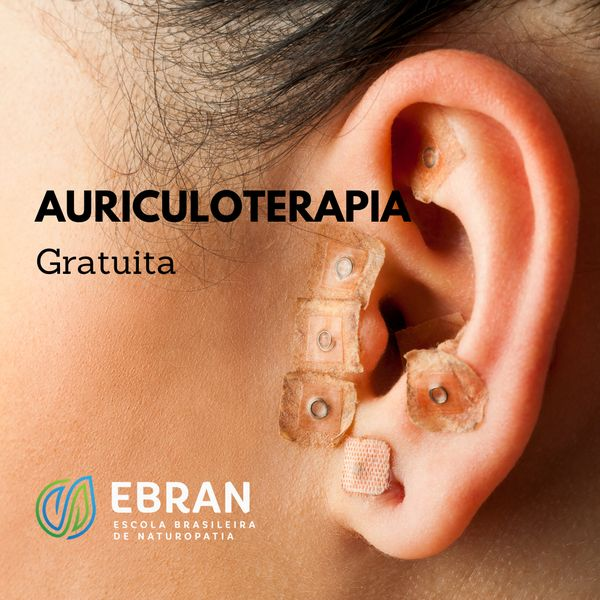 Imagem principal do produto Auriculoterapia Gratuita