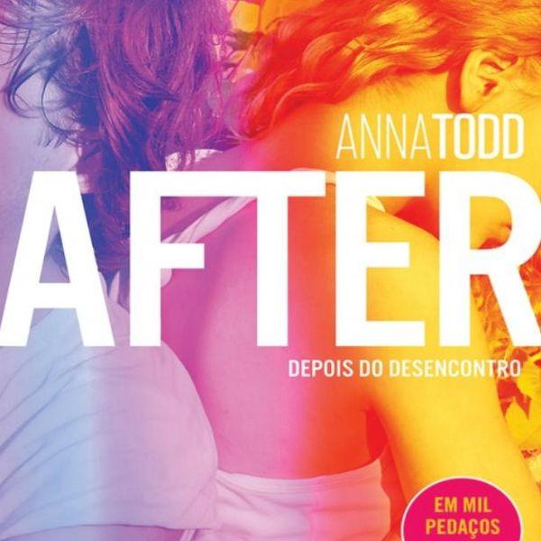 Imagem principal do produto Anna todd-After 03-Depois do desencontro livro
