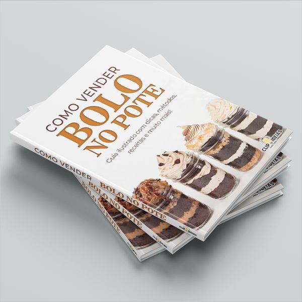 Imagem principal do produto Como vender bolo no pote