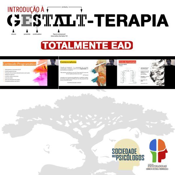 Imagem principal do produto Curso de Introdução à Gestalt-Terapia