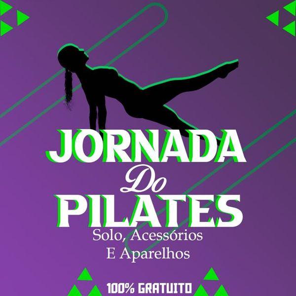 Imagem principal do produto Jornada do Pilates - Conteúdo Completo com Lives Gravadas + Certificado