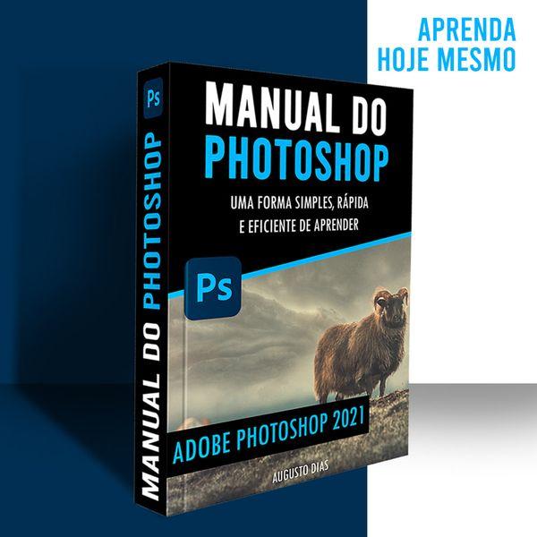 Imagem principal do produto E-Book Manual do Photoshop 2021