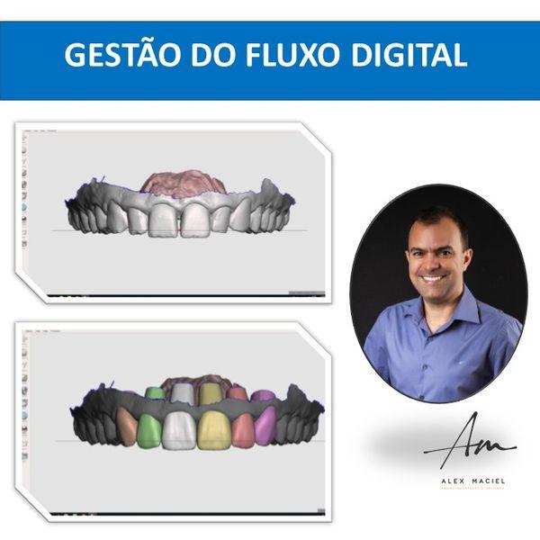 Imagem principal do produto GESTÃO DO FLUXO DIGITAL EM ODONTOLOGIA