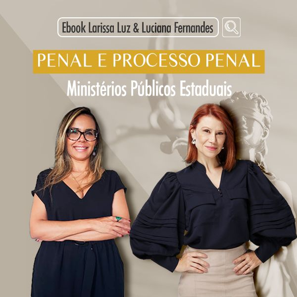 Imagem principal do produto E-BOOK DIREITO PENAL E PROCESSO PENAL - CONCURSO MINISTÉRIO PÚBLICO