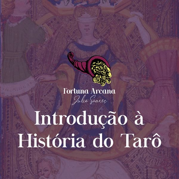 Imagem principal do produto INTRODUÇÃO À HISTÓRIA DO TARÔ