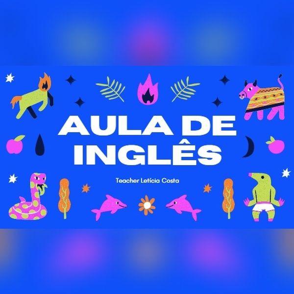 Imagem principal do produto INGLÊS BÁSICO PARA CRIANÇAS - AULA IMAGINAÇÃO