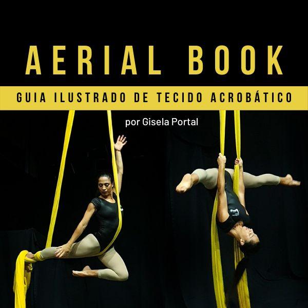 Imagem principal do produto Aerial Book - Tecido Acrobático
