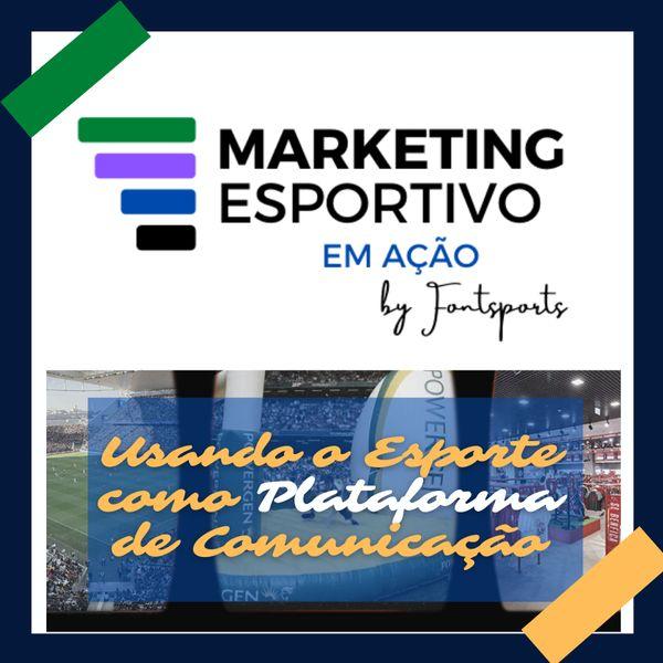 Imagem principal do produto Marketing Esportivo em Ação