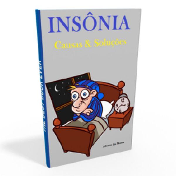 Imagem principal do produto INSÔNIA - Causas e Soluções