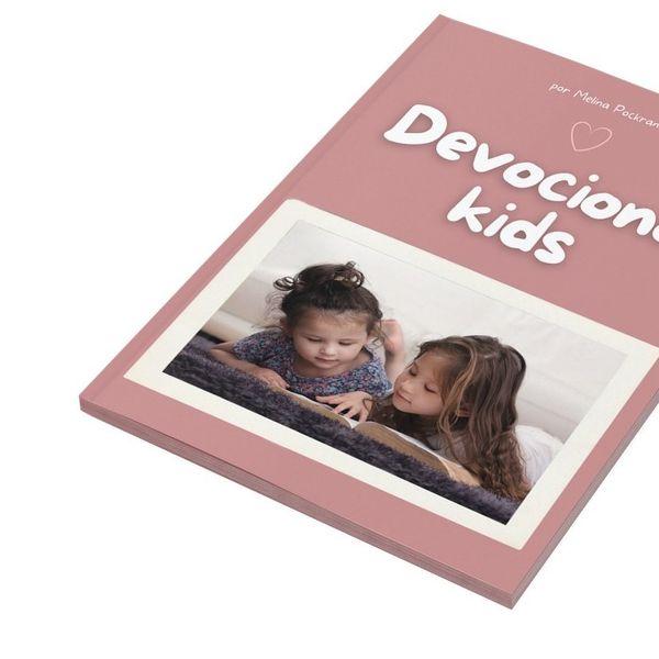Imagem principal do produto eBook Devocional Kids