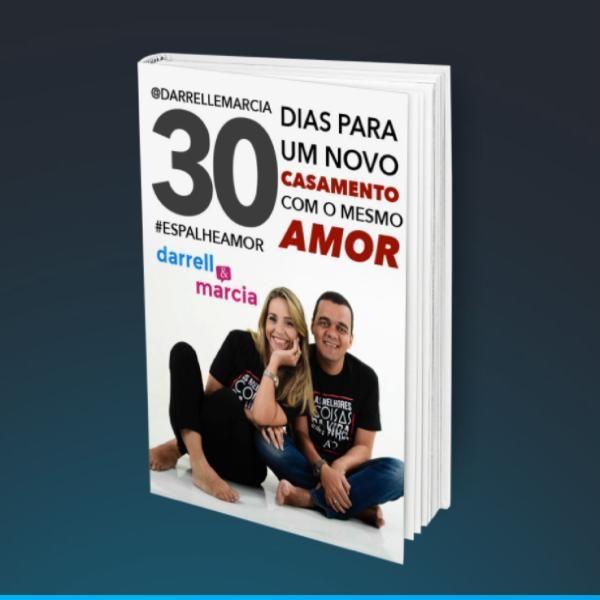 Imagem principal do produto Livro - 30 DIAS PARA UM NOVO CASAMENTO COM O MESMO AMOR