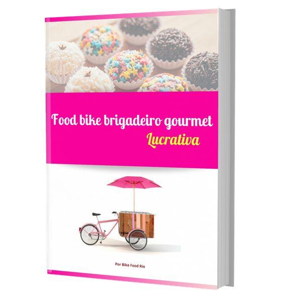 Imagem principal do produto Food bike de Brigadeiro Gourmet Lucrativa