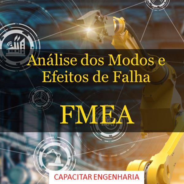 Imagem principal do produto Curso de FMEA