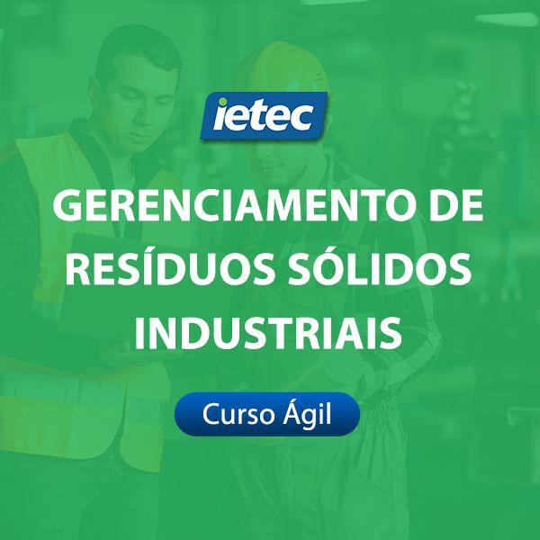 Imagem principal do produto Gerenciamento de Resíduos Sólidos Industriais