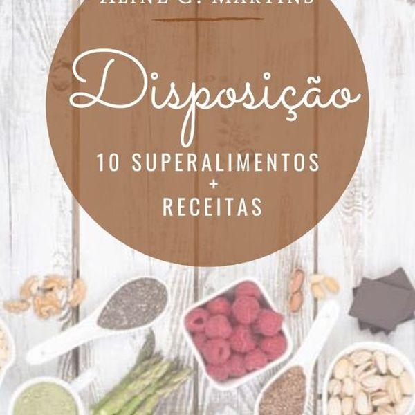 Imagem principal do produto e-book Alimentos - Energia e Disposição