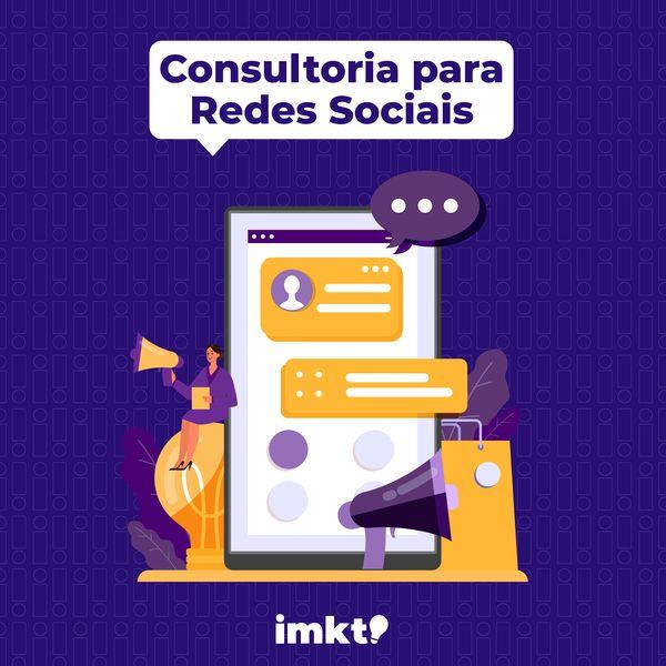 Imagem principal do produto Consultoria de Marketing Digital