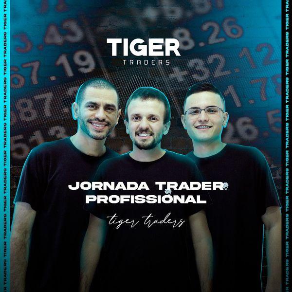 Imagem principal do produto Jornada do Trader Profissional