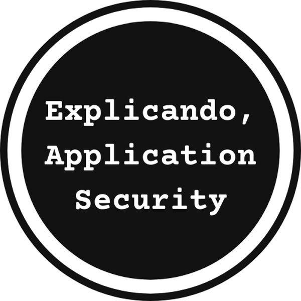 Imagem principal do produto Explicando, Application Security