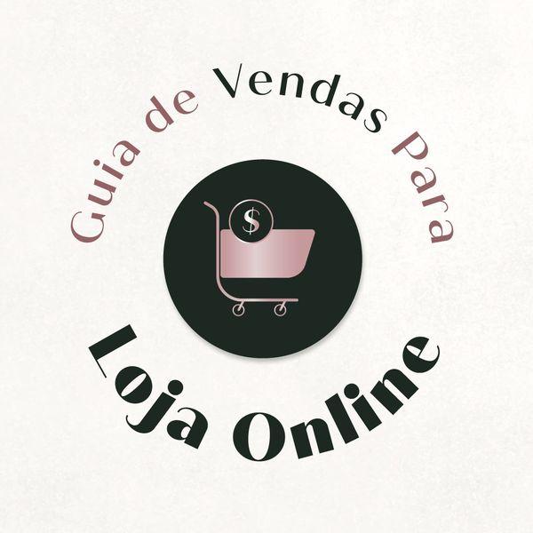 Imagem principal do produto Guia de Vendas para Loja Online