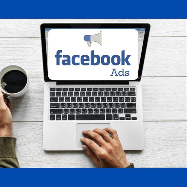 Imagem principal do produto Facebook ads a dolar oficial.