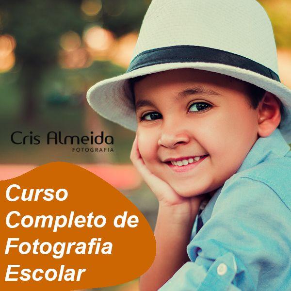 Imagem principal do produto CURSO COMPLETO DE FOTOGRAFIA ESCOLAR 2.0