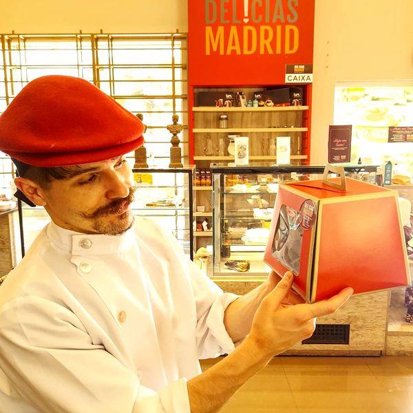 Imagem principal do produto Fast Start Culinária Madrid