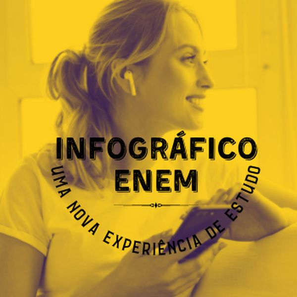 Imagem principal do produto Infográfico Enem